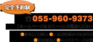 電話:055-960-9373