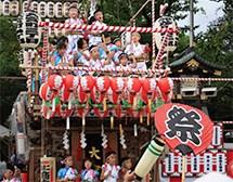 今年の三島夏祭りの頼朝役は「つるの剛士」さんです!