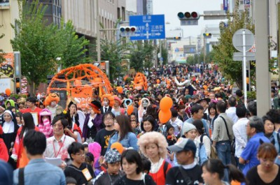 ハロウィン・パレードinみしまが10月21日(日)に開催されます。